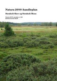 Stenholt Skov og Stenholt Mose - Silkeborg Kommune