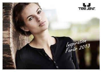 Inspiration Forår 2013 - Teejays.dk