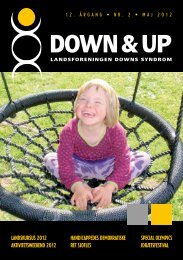 DOWN&UP - Landsforeningen Downs Syndrom