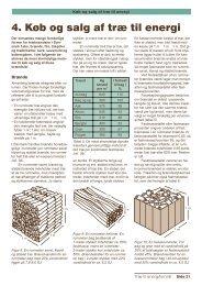 4. Køb og salg af træ til energi