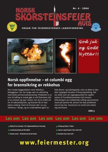 feieravis 4-04/ 4.0 (Page 1) - Feiermesternes Landsforening