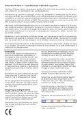 Trykaflastende madrasser og puder - Simonsen & Weel - Page 2