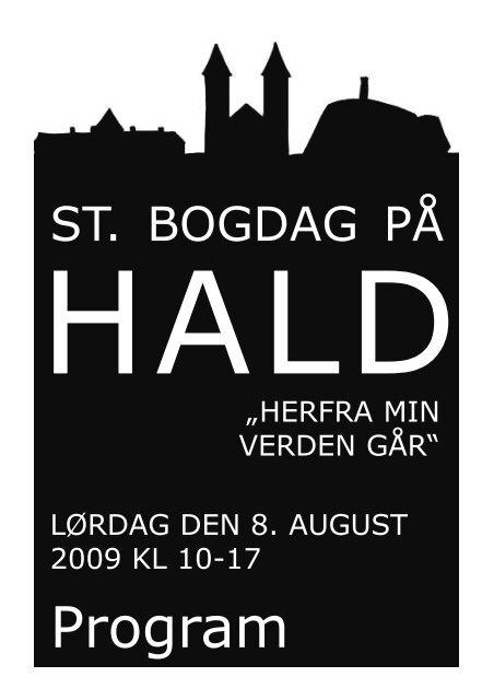 programfolder 1.0.pmd - Det Danske Forfatter- og Oversættercenter ...