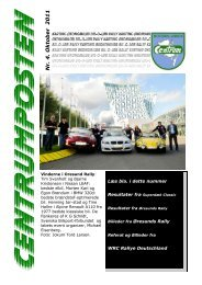 Blad okt.11.pdf - Motor Klubben Centrum