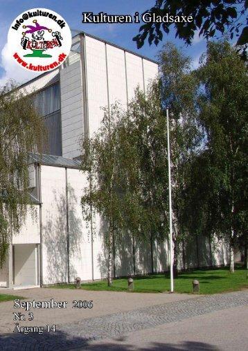 foreninger Teater - Kulturen i Gladsaxe