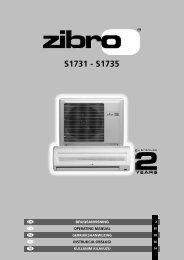 S1731 - S1735 - Manual