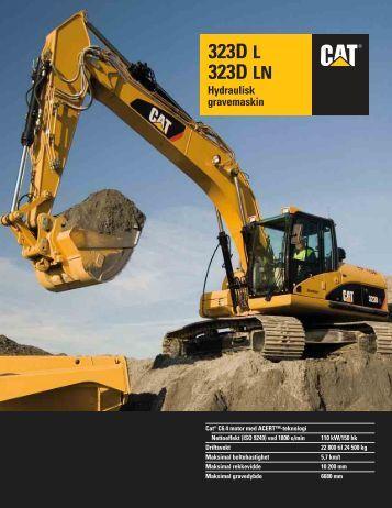 323D L/D LN - Pon / Cat