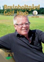 80253 Breinholt-KLUB 02-08.indd - Breinholtgård Golf Center