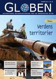 Verdens territorier - De Berejstes Klub