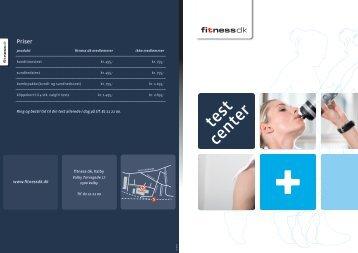 test center - Fitness dk