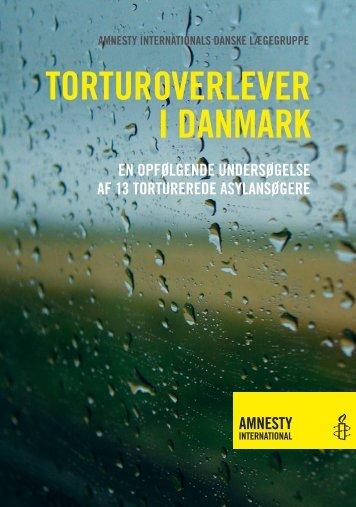 TORTUROVERLEVER I DANMARK - Amnesty International