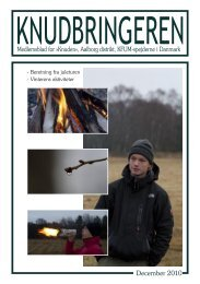 December 2010 - Knuden gruppe - Spejdernet