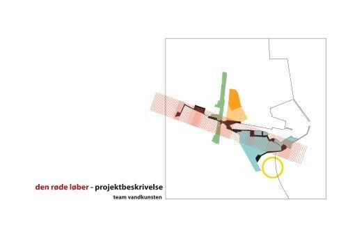 den røde løber - projektbeskrivelse - Køge Kyst