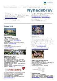 August 2011 - Gribskov Kommune nyhedsbrev
