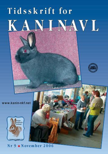 TK nr. 9 - Norges Kaninavlsforbund