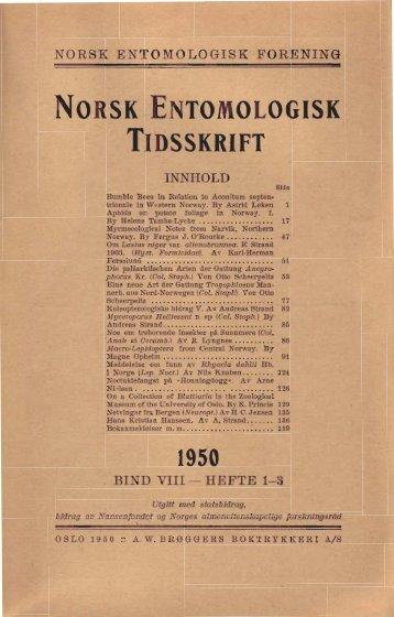 1iM - Norsk entomologisk forening