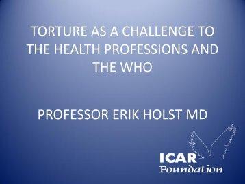 TORTURENS OFRE - ICAR Foundation