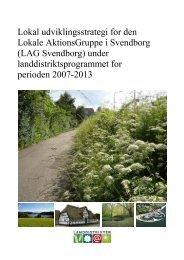 Lokal udviklingsstrategi for den Lokale ... - LAG Svendborg