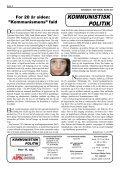 Kommunistisk Politik 14, 2009 - Page 2