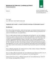 Notat om samhandel med rå mælk (pdf-fil) - Fødevarestyrelsen