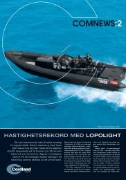 COMNEWS:2 - Cordland Marine