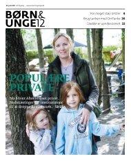 Børn&Unge nr. 012/2011 - Bupl