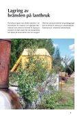 Lagring av bränslen i farmarcisterner på lantbruk - Tampere - Page 3