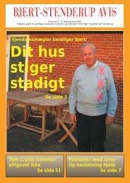 maj 07 - Bjert Stenderup Net-Avis