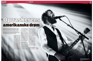 Band of Horses, 2011-pdf - Simon Staun