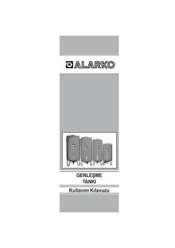 Membranlı Genleşme Tankı - Alarko Carrier