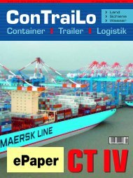 Container | Trailer - Tagesaktuell