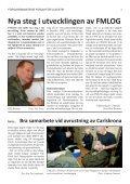 Avrustning av Carlskrona - Försvarsmakten - Page 2