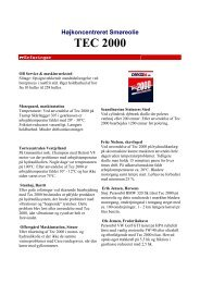 TEC 2000 - Scandic-oil
