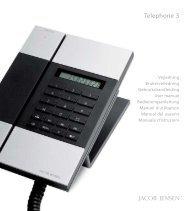 Telephone 3 - Jacob Jensen Home page der offizielle Shop