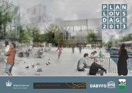 Indbydelse til Planlovsdage 2013