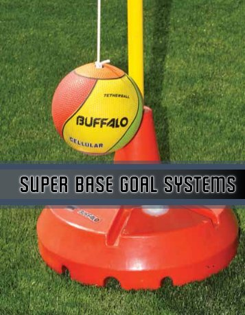 SUPER BASE GOAL SYSTEMS - A Sports Factory
