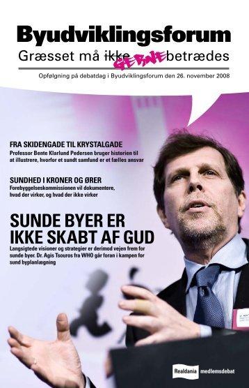 Byudvikling 26-11-08 (PDF) - Realdania Debat