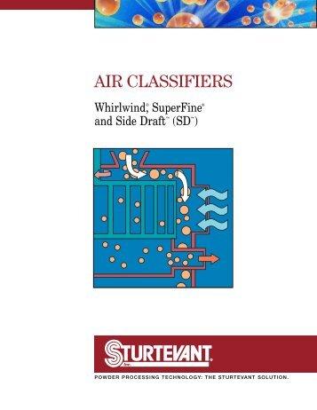 Micronizer Brochure.qxd - Sturtevant Inc.