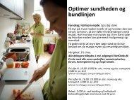 Optimer sundheden og bundlinjen - Frk Skrump Kost Klinik
