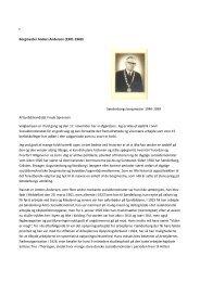 Borgmester Anders Andersen - Frode Sørensens hjemmeside