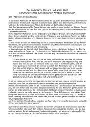 Der archaische Mensch und seine Welt - Stefan-enste.de