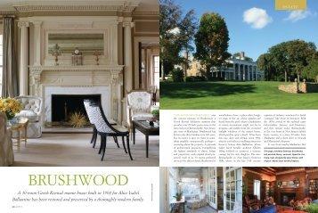 BRUshwOOd - Janet Simon, Inc.