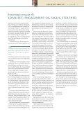 Britisk tillid til dansk hospitalsteam - Hovedorganisationen af ... - Page 5