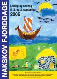 Lørdag og søndag d. 2. og 3. september 2006 ... - Nakskov Fjord