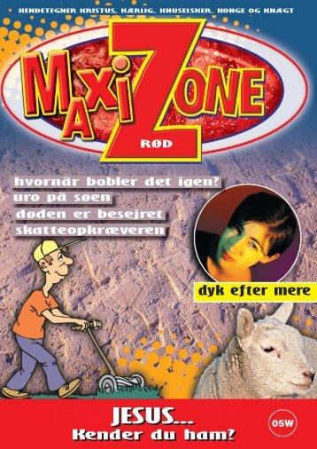 Maxizone rød 1 05W.indd