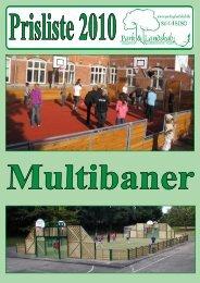 Læs mere om multisportsbaner - Park og Landskab