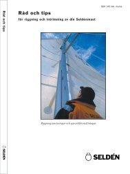 Råd och tips - Seldén Mast