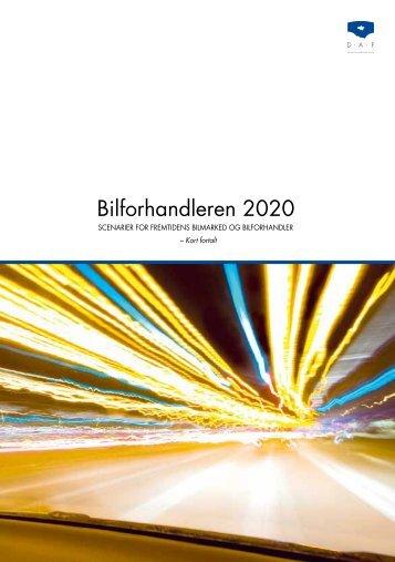 Bilforhandleren 2020 (Kort Version) - DAF