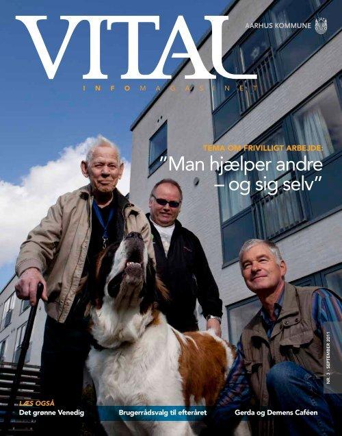 Vital september 2011 (pdf 9 MB) - Aarhus.dk
