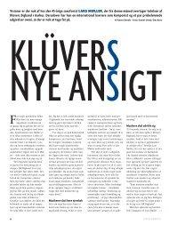 Læs artiklen - Aarhus Jazz Orchestra